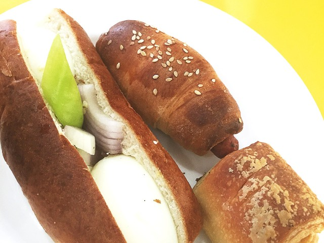 スリランカのパン