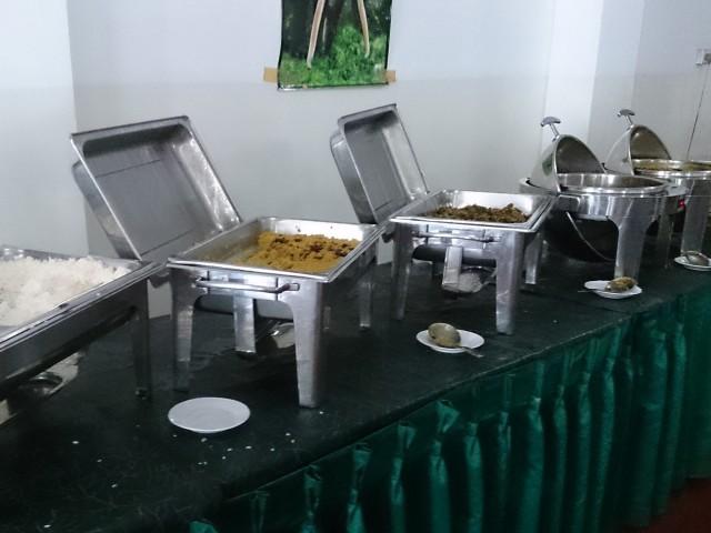 スリランカカレー食べ放題