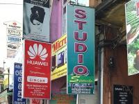 カルカタの街並み